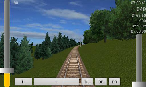 Train Driver - Train Simulator  screenshots 4