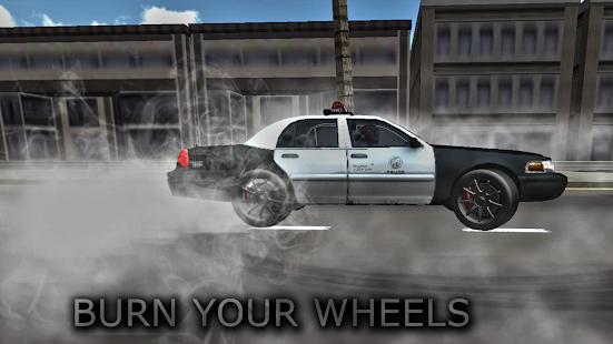 Police-Drift-Car 7