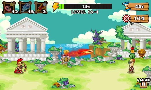 Fruit Shoot Archers- screenshot thumbnail