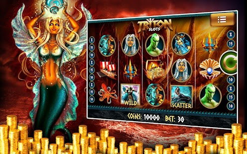 Triton Slot Machines Pokies HD - screenshot thumbnail