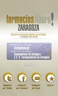 Farmacias Ahora! Zaragoza- screenshot thumbnail