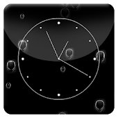Alien HD Analog Clock  LWP
