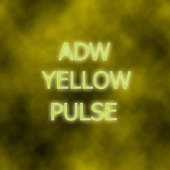 ADW FogGy Yellow Pulse Theme