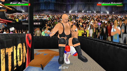 Wrestling Revolution 3D 1.640 screenshots 8