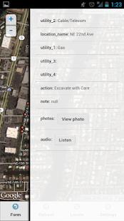 Mobile Data Collection - screenshot thumbnail