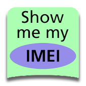 Show Me My IMEI