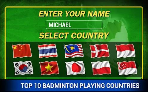 Super Badminton 3D- screenshot thumbnail