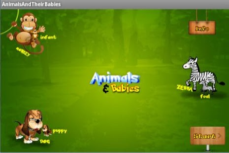 Animals and Babies for Kids- screenshot thumbnail