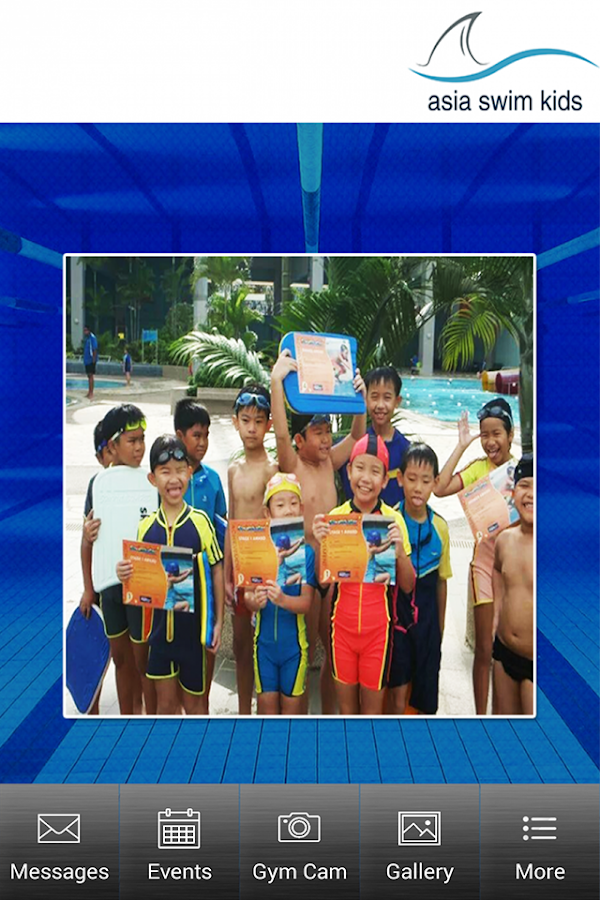 Asia Swim Kids - screenshot