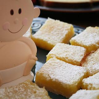 Creamy Lemon Bars recipe – 106 calories
