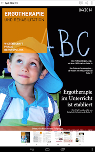 Ergotherapie and Rehabilition - screenshot thumbnail