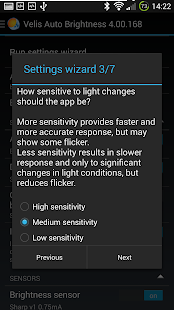 Velis Auto Brightness - screenshot thumbnail