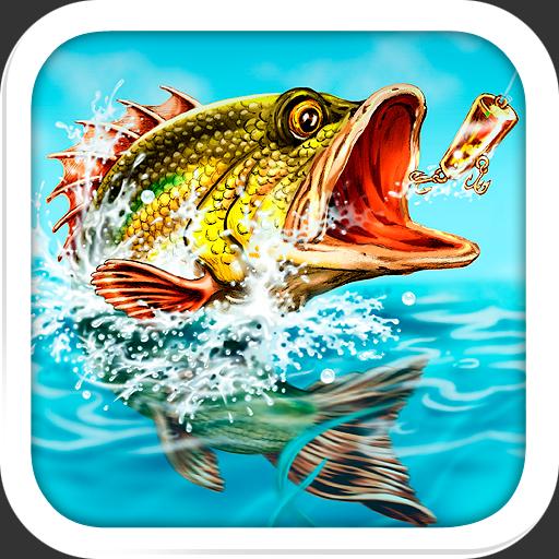 体育竞技のロシアの釣り LOGO-記事Game