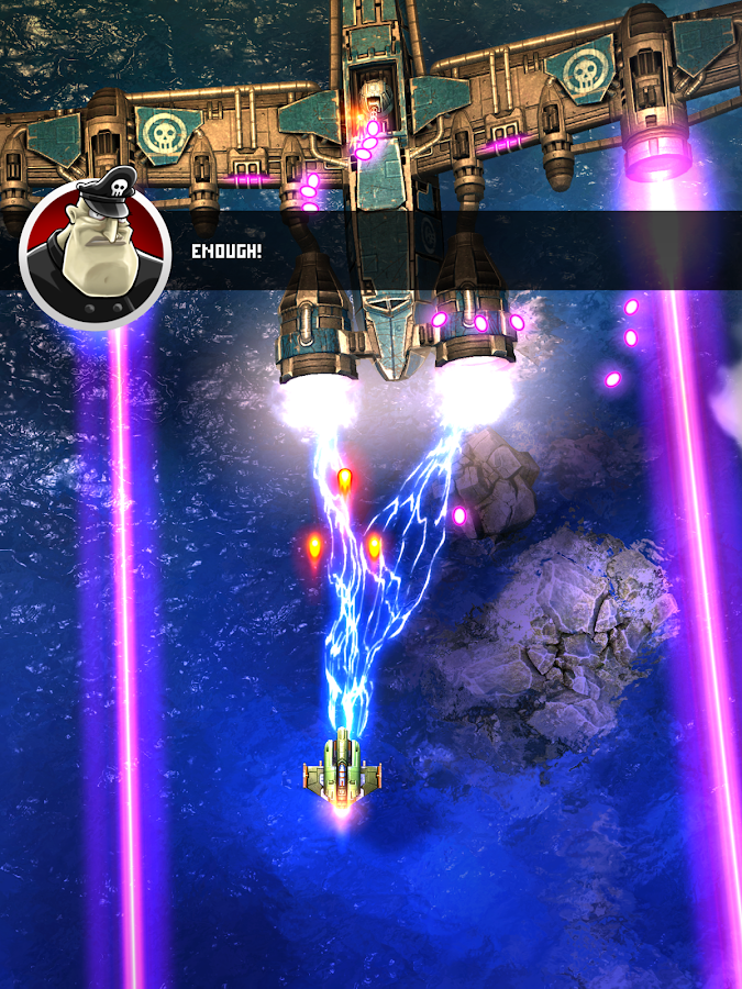 Sky Force 2014 - screenshot