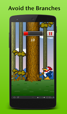 Woody Tap Tap - Tap to win - screenshot
