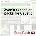 Caustic Free Pack 02 logo