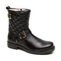 Step2wo Harley - Quilted Buckle Boot BOOTS