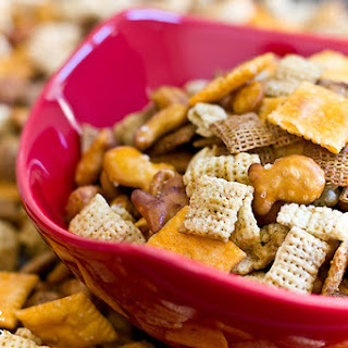 SPICY CHEX PARTY MIX