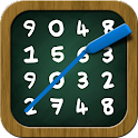 Number Search Puzzle icon