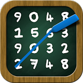 Number Search Puzzle