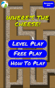 Where's the Cheese!- screenshot thumbnail