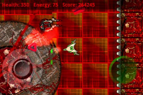 Cybertronic Warfare (Lite)- screenshot