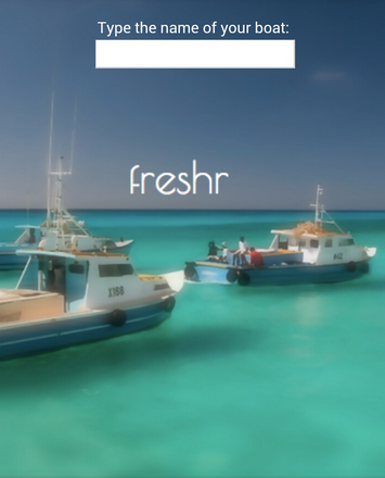 Freshr for Fisherman