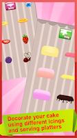 Screenshot of Cake Maker