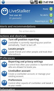 LiveStalker- screenshot thumbnail