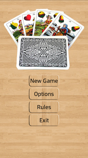 Cruce Card Game