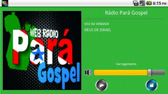 Rádio Pará Gospel screenshot 2