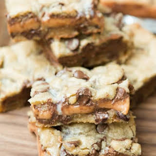 Rolo Blondies.