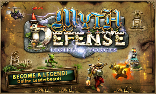 Myth Defense LF- screenshot thumbnail