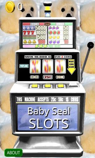 3D Baby Seal Slots - Free