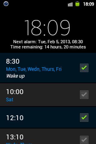 Ya Alarm Clock