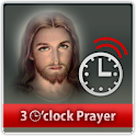 3 o'clock Prayer logo