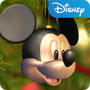 Disney Christmas Tree Icon