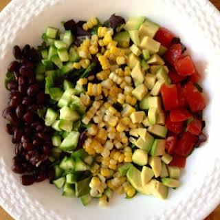 Mexican Fiesta Chopped Salad.