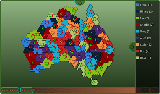 Hexagon Fight- screenshot thumbnail