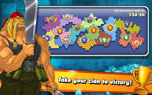 Jungle Heat: War of Clans 2.0.17 screenshots 7