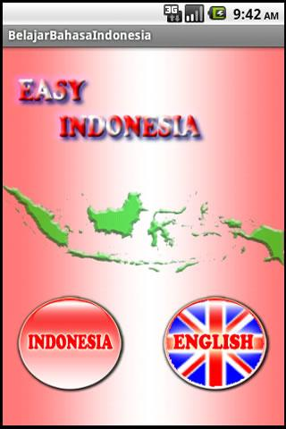 Belajar Bahasa Indonesia - screenshot