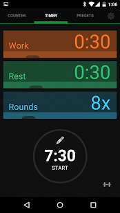 iCountTimer Free - screenshot thumbnail