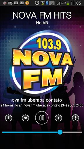 Nova FM Hits Uberaba