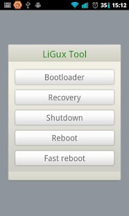 LiGux Tools - screenshot thumbnail
