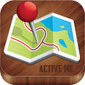 ActiveME Ireland Travel Guide logo