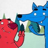 O Cachorro e o Lobo
