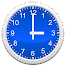 Analog clocks widget – simple