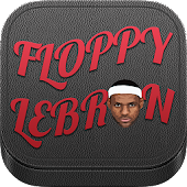 Floppy LeBron - Basketball