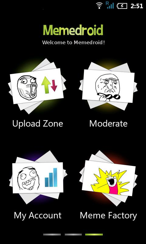Memedroid Pro - screenshot