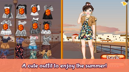 玩免費休閒APP|下載Summer Dress Up –女孩的假期 app不用錢|硬是要APP